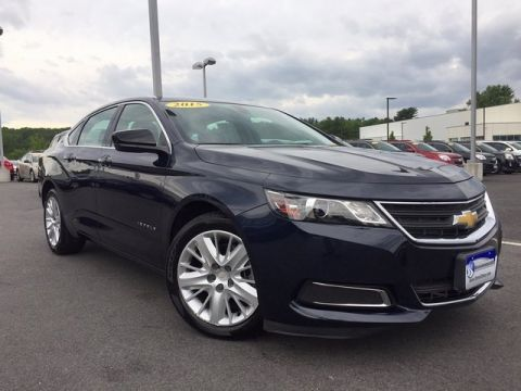 Used Chevrolet Impala LS